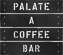 PALATE: a coffee bar