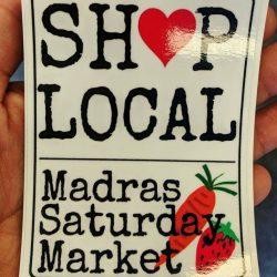 Madras Saturday Market